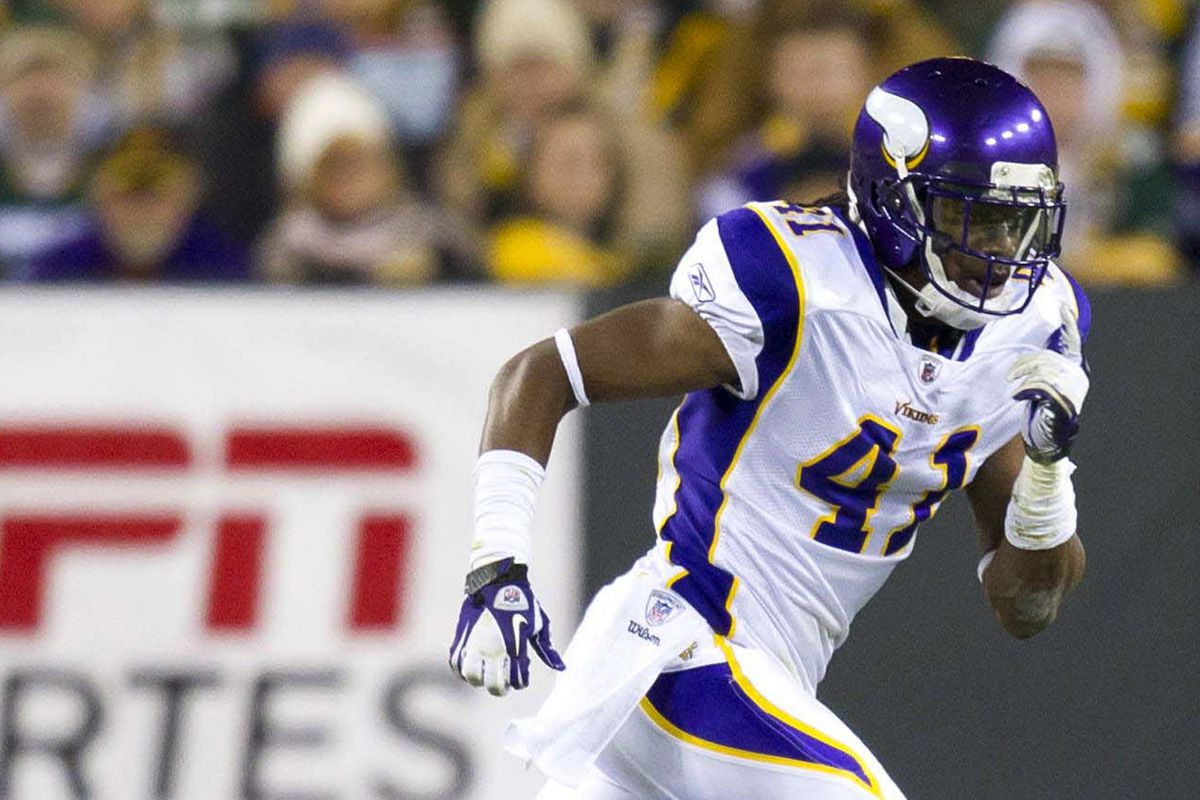 Former starting safety Mistral Raymond was the biggest name to be cut by the Vikings