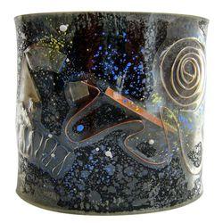 Zahara Schatz Laminated Acrylic Cuff (1950's), $665.