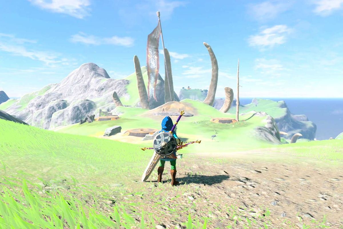 Zelda: Breath of the Wild guide: The Three Giant Brothers shrine