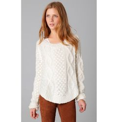 """<a href=""""http://www.shopbop.com/arctic-neck-sweater-funktional/vp/v=1/845524441921969.htm?fm=search-viewall-shopbysize"""" rel=""""nofollow"""">Funktional - Arctic V-Neck Sweater</a> ($198)."""