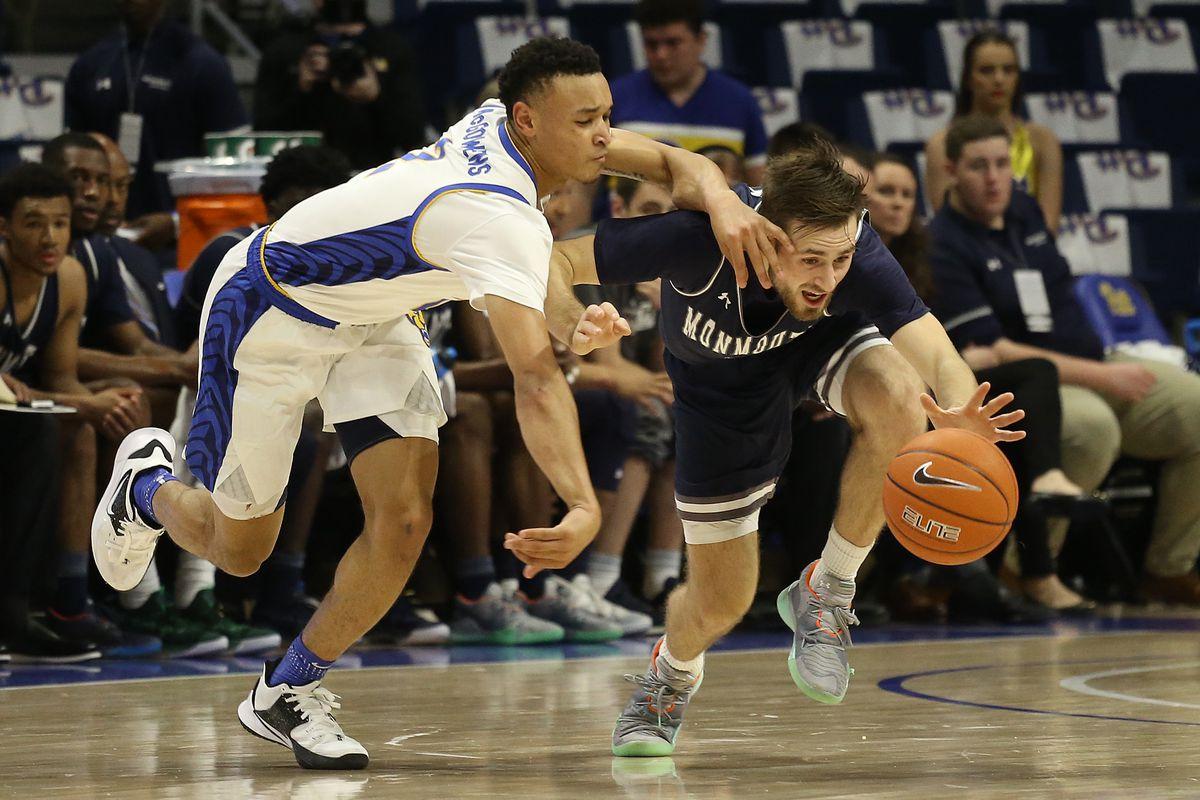 NCAA Basketball: Monmouth-NJ at Pittsburgh