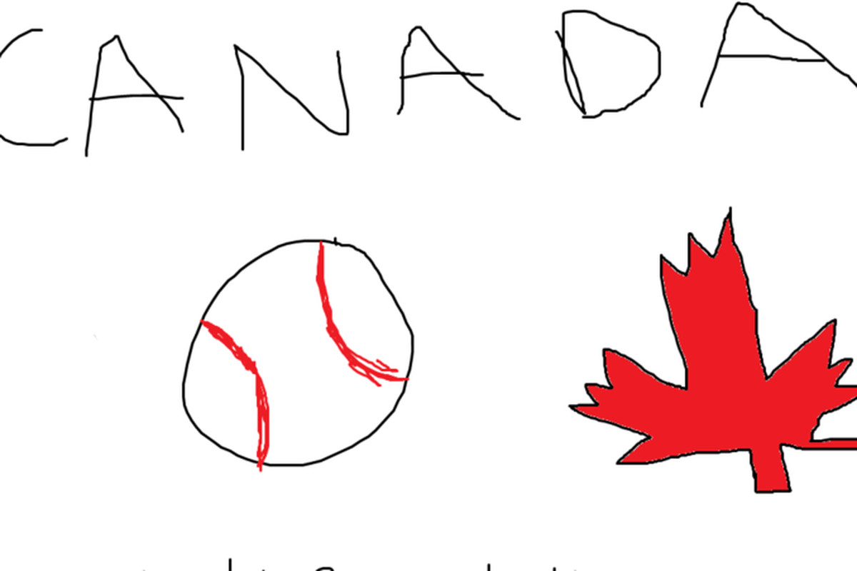 SBN didn't have any pictures of Team Canada. I'm sorry.