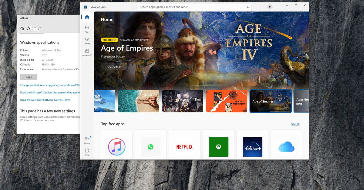 Windows 11's new Microsoft Store is now available for Windows 10 testers