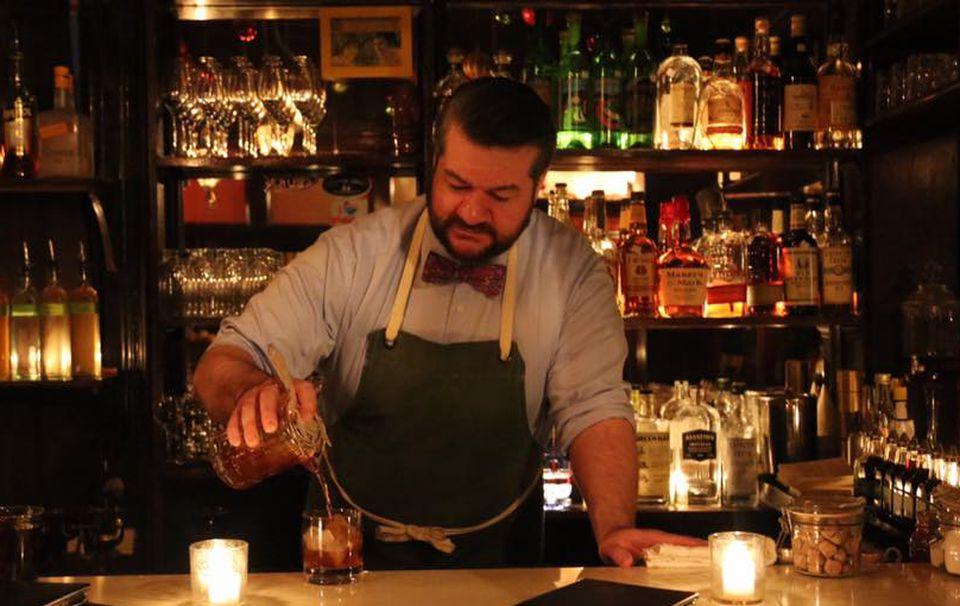 PX VA bartender