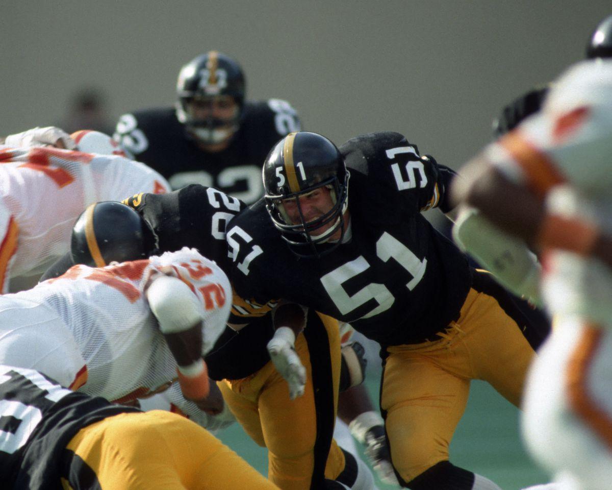 Steelers Loren Toews