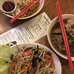 Thai street food at Immm Thai in Uptown. | Ji Suk Yi/ Sun-Times