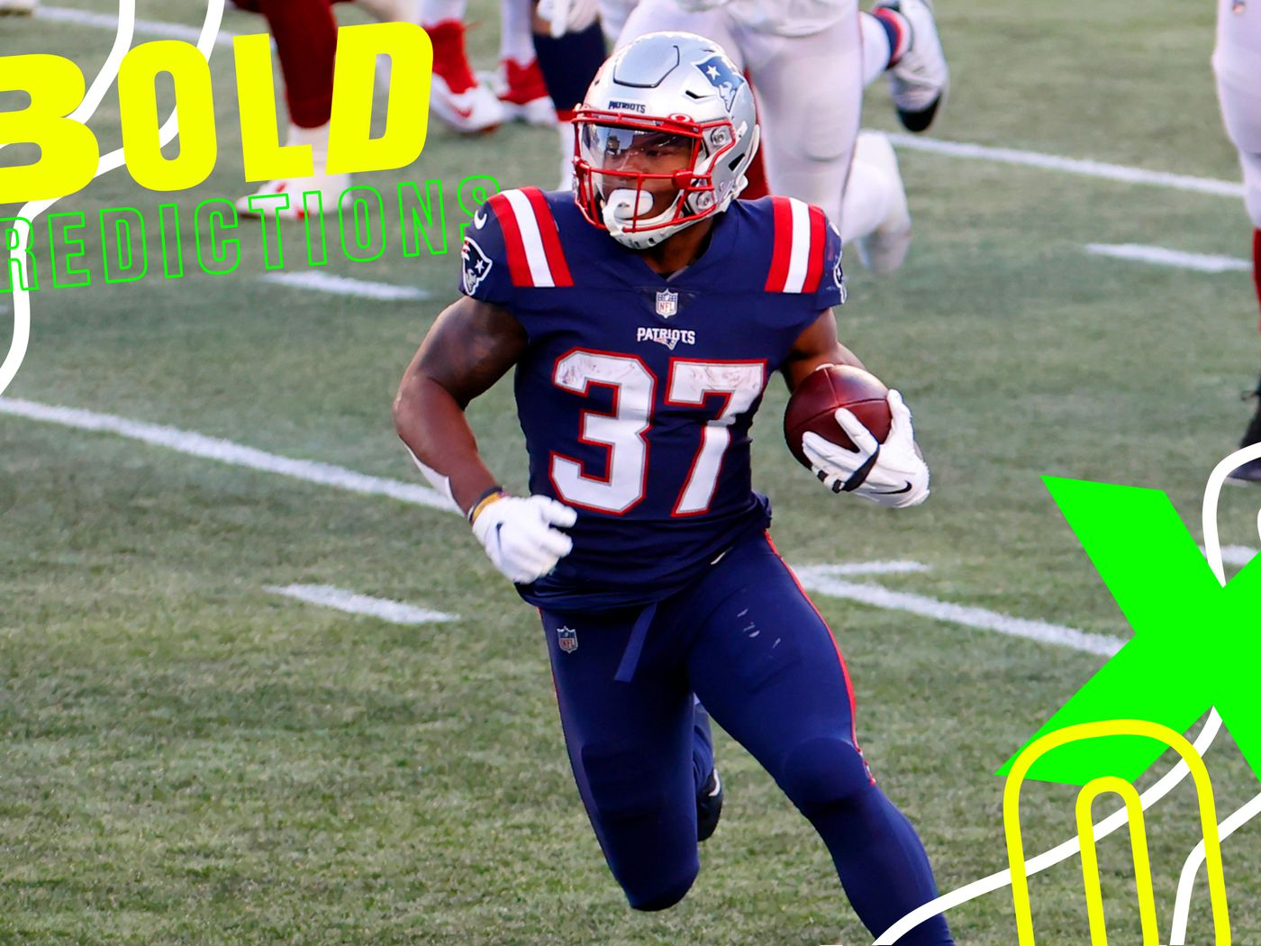 Week 13 Bold Predictions Damien Harris Runs Over The Chargers Fake Teams