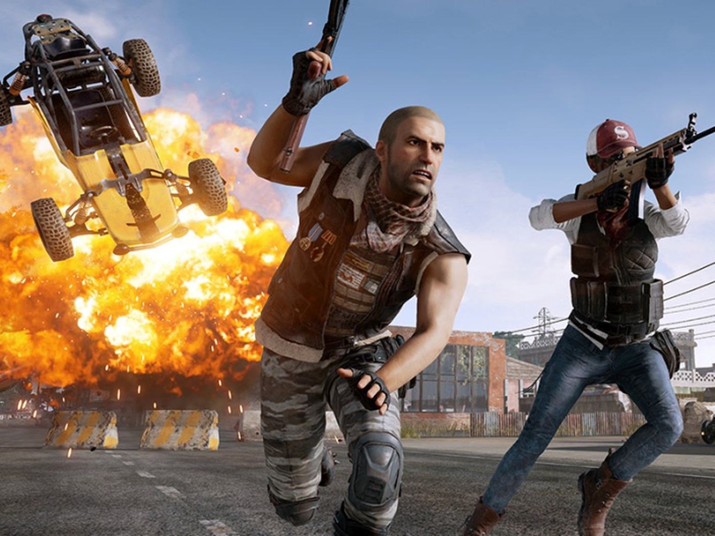 Pubg S 3d Replay System Will Be Ready For Launch Polygon