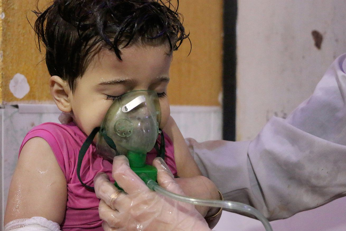 the chemical weapons residue in syria will fade but the fear will remain
