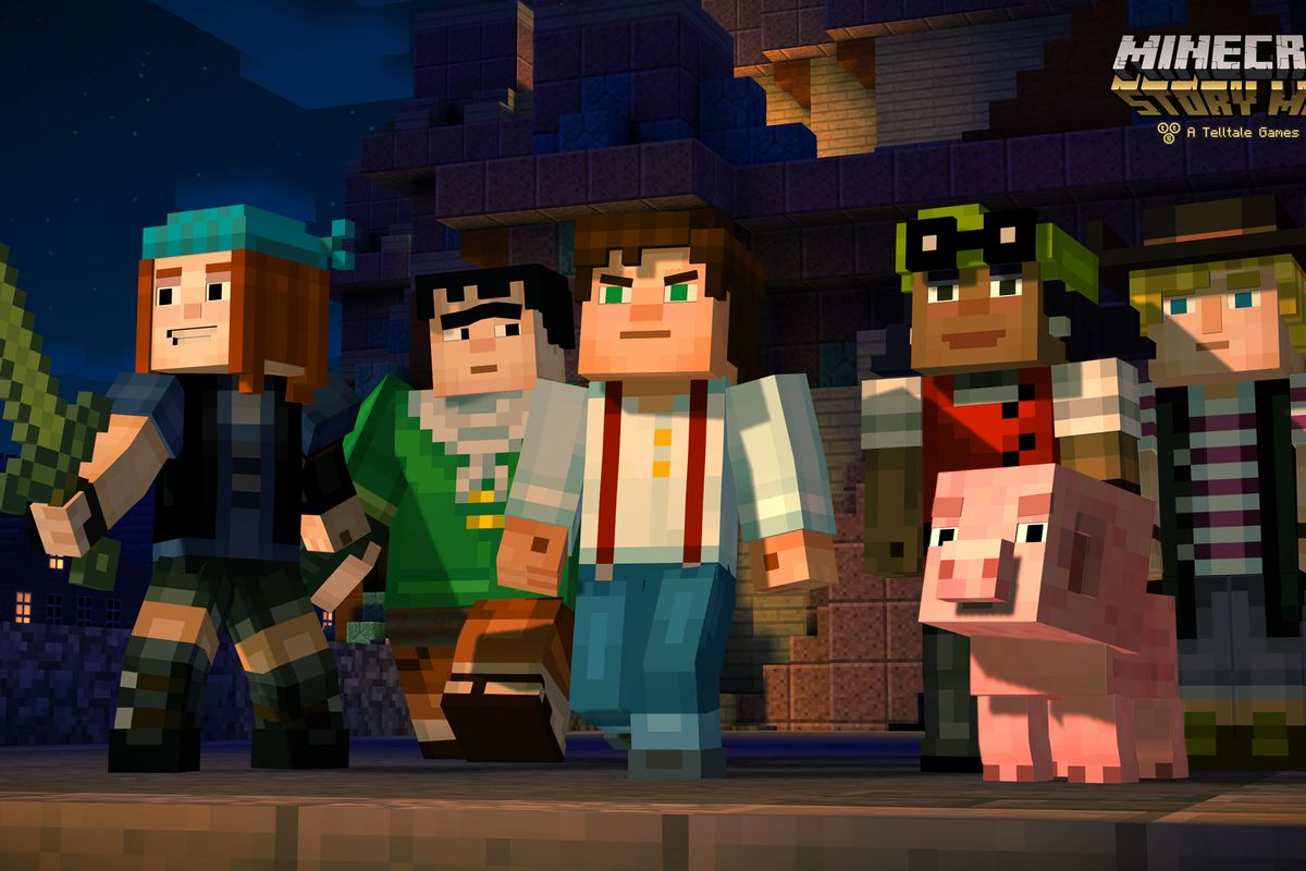 Dont Buy These 100 Minecraft Story Mode Episodes On Your