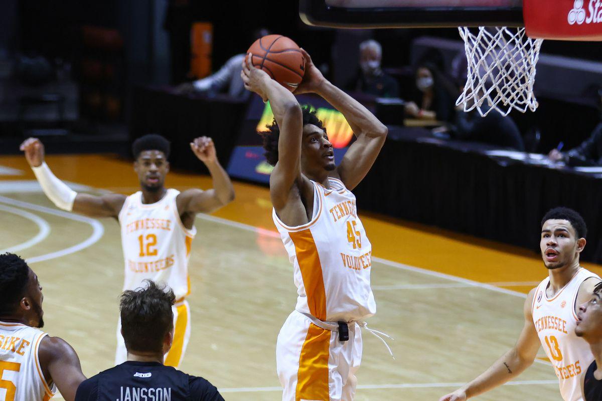 NCAA Basketball: St. Joseph at Tennessee