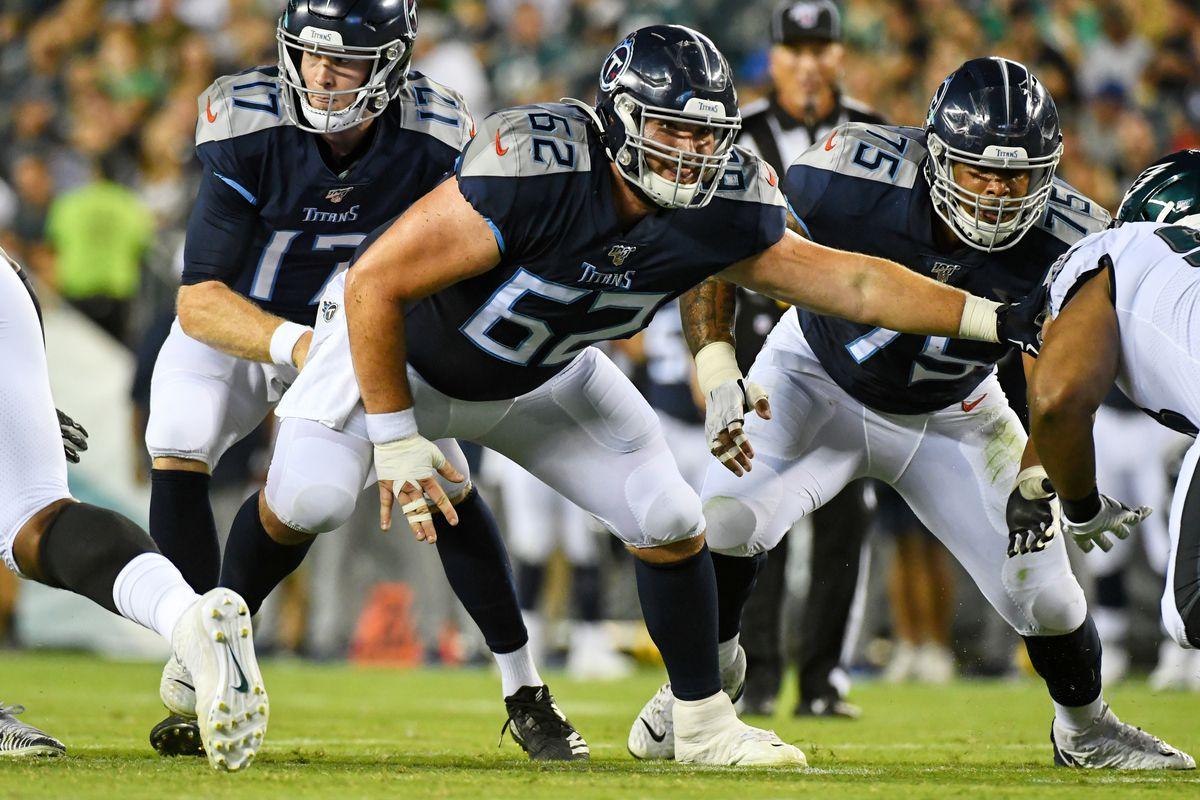 NFL: AUG 08 Preseason - Titans at Eagles