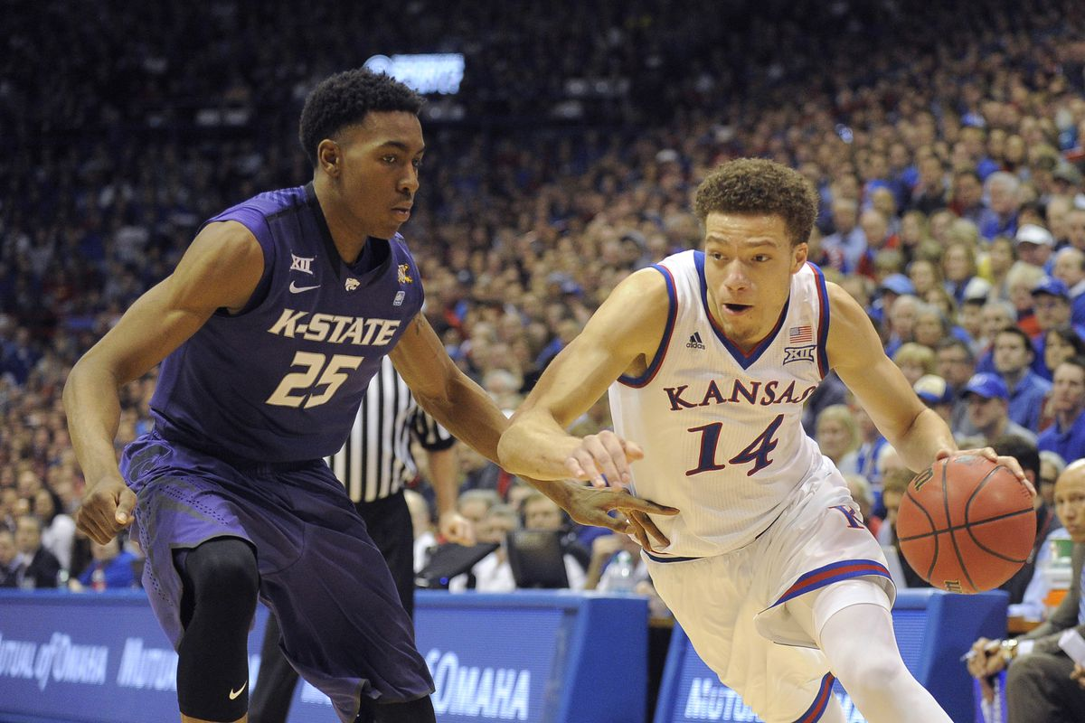 """Can Wesley Iwundu lead K-State to the promised land? By which we mean """"away from Lawrence"""", of course."""