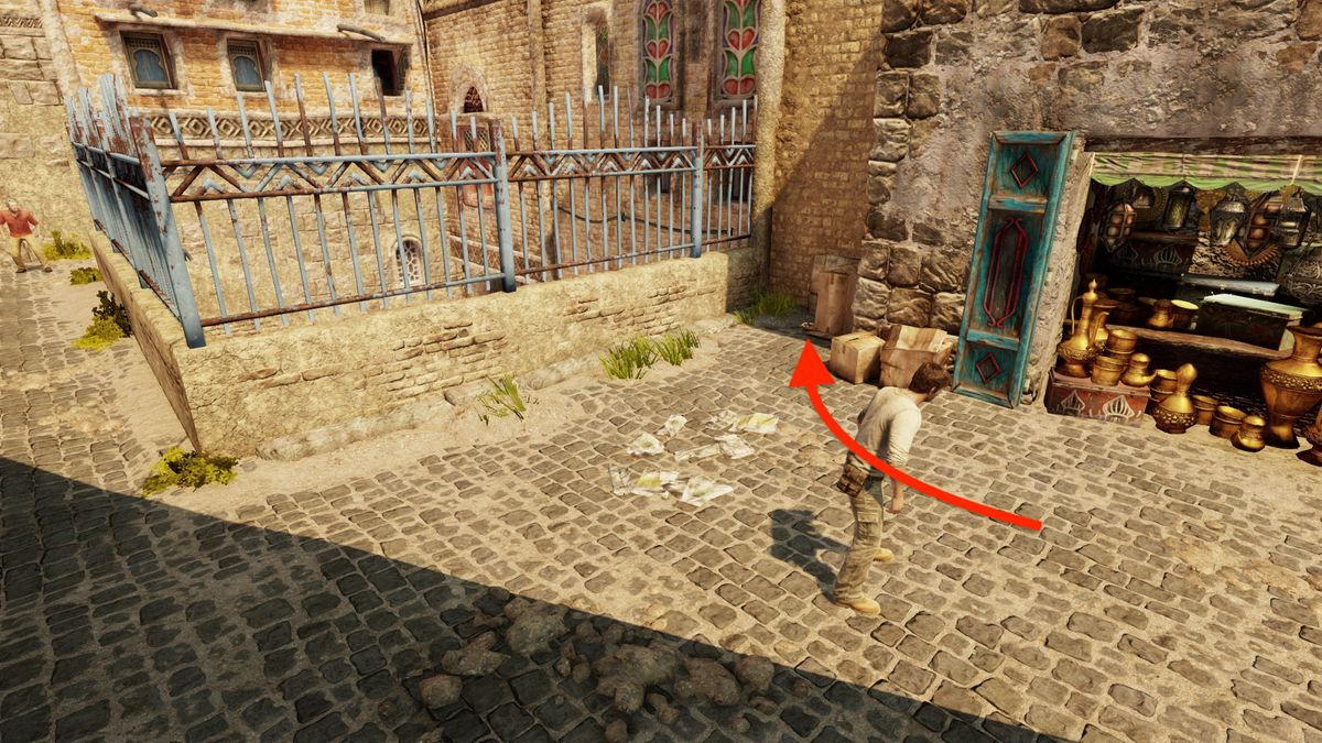 Uncharted 3: Drake's Deception 'Historical Research' treasure locations guide