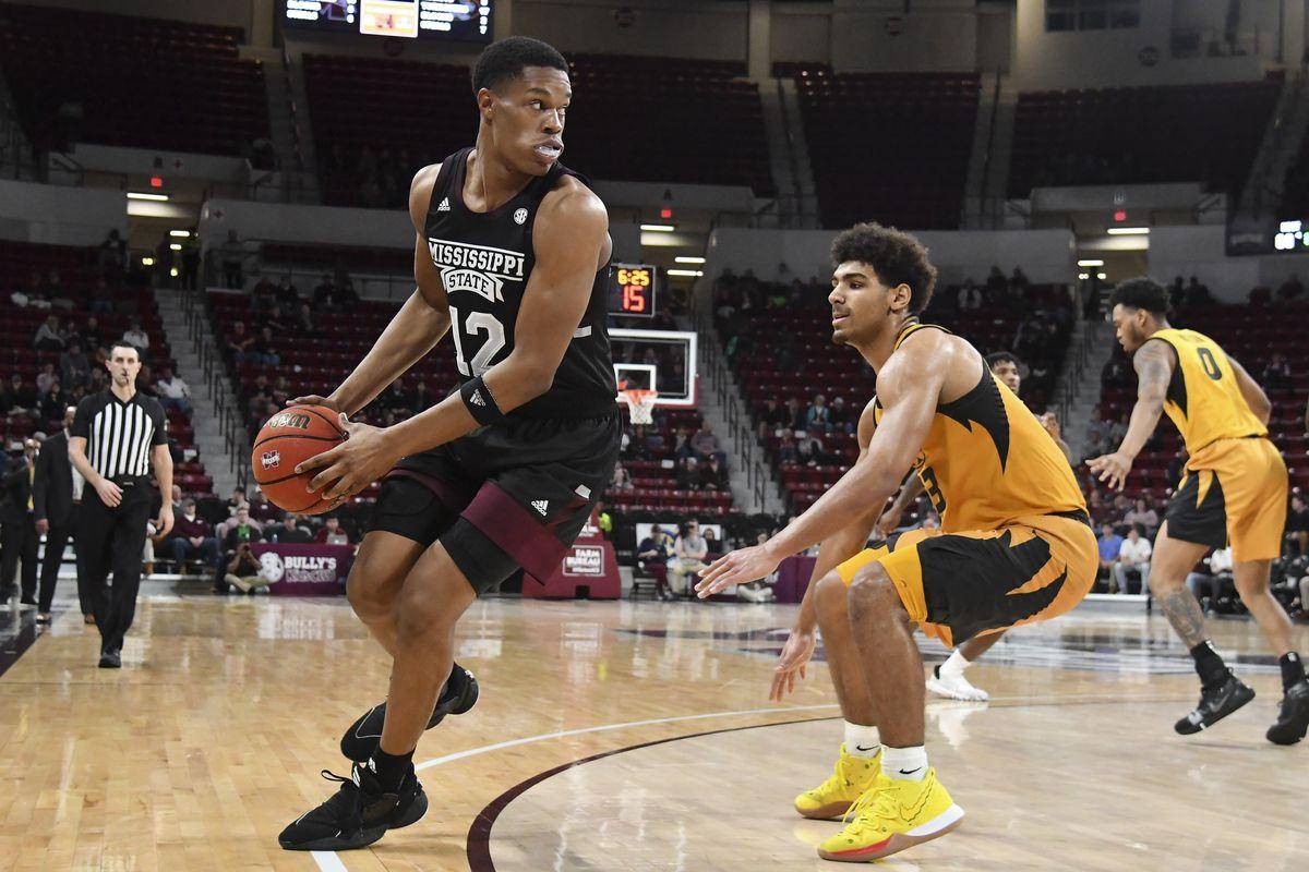 NCAA Basketball: Missouri at Mississippi State