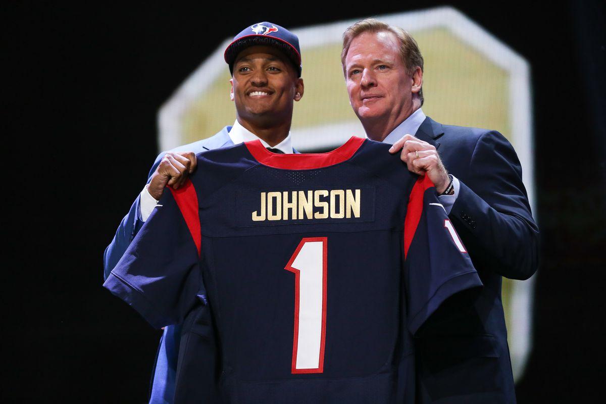 Kevin Johnson NFL Jersey