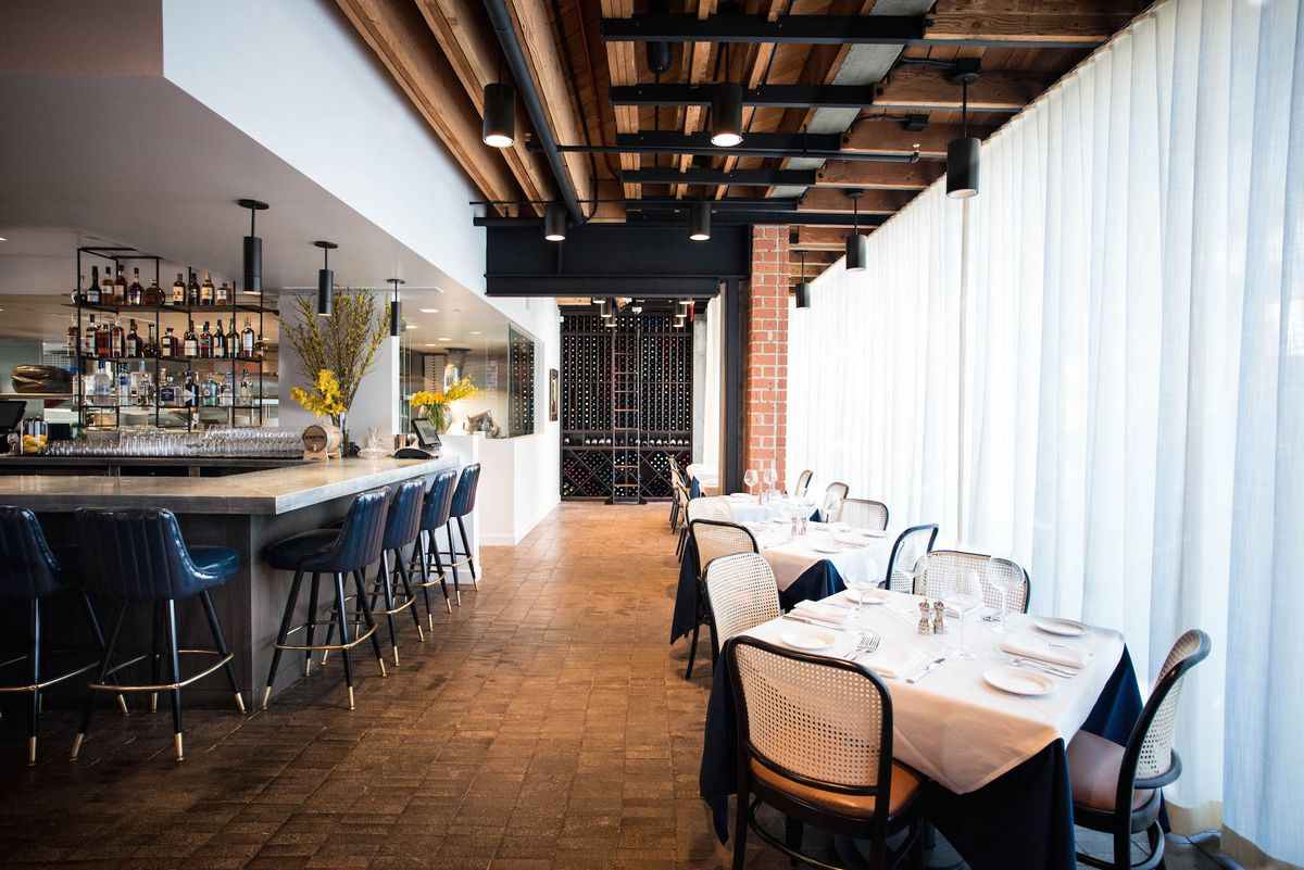 as for the food ownership the same folks behind favorites toscana bar toscana and sy kitchen on the central coast describes the menu as something - Sy Kitchen