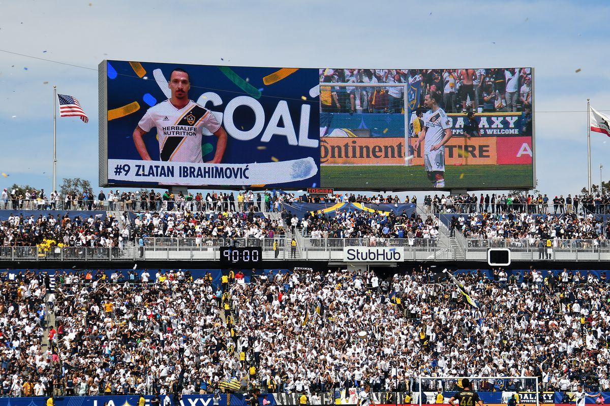 Los Angeles FC v Los Angeles Galaxy