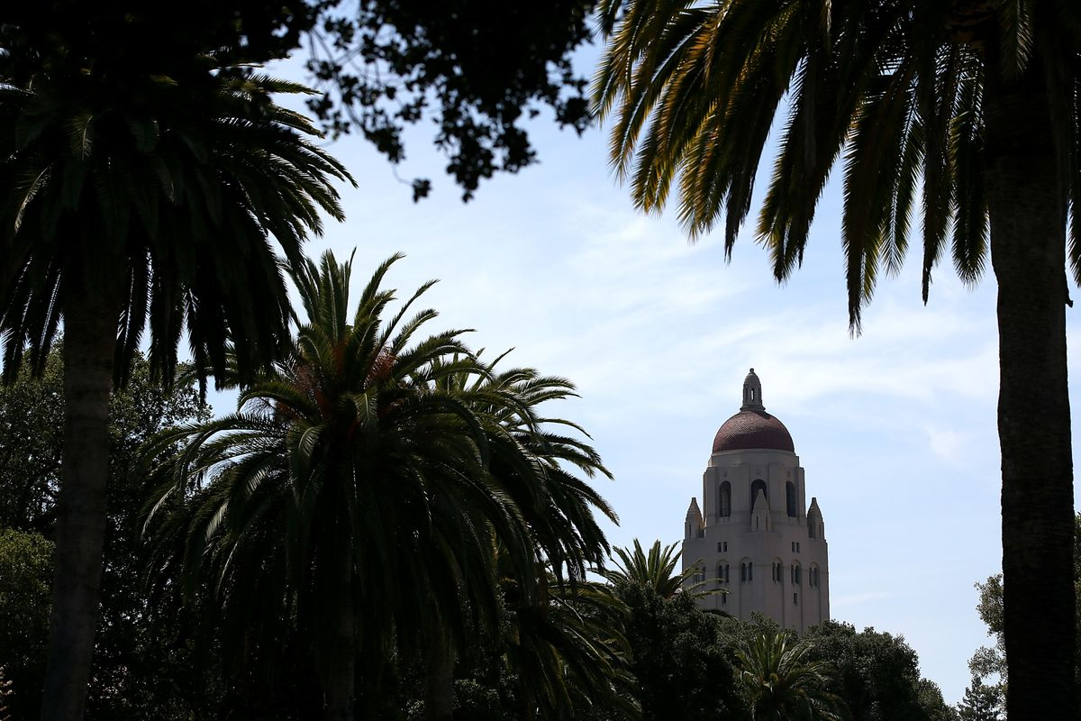Stanford University was considered a top university in 1911. Its reputation has barely changed in 100 years.
