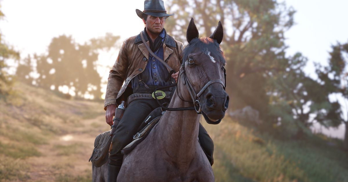 Red Dead Redemption 2 is coming to PC in November