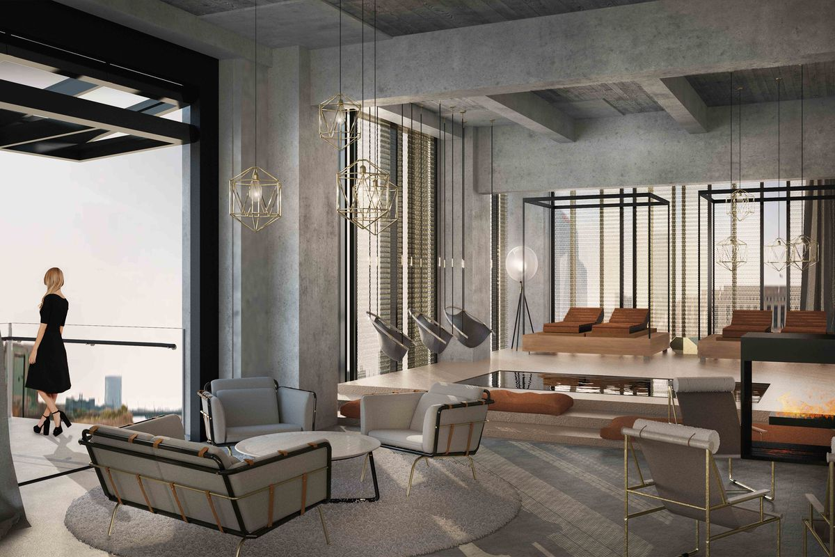 A lifestyle club and hotel is coming to 2400 Market in 2019 ... on my design center, bathroom design home depot center, home design outlet miami, home design center miami, homeowners design center, home window grill designs, beauty outlet center, lighting outlet center,