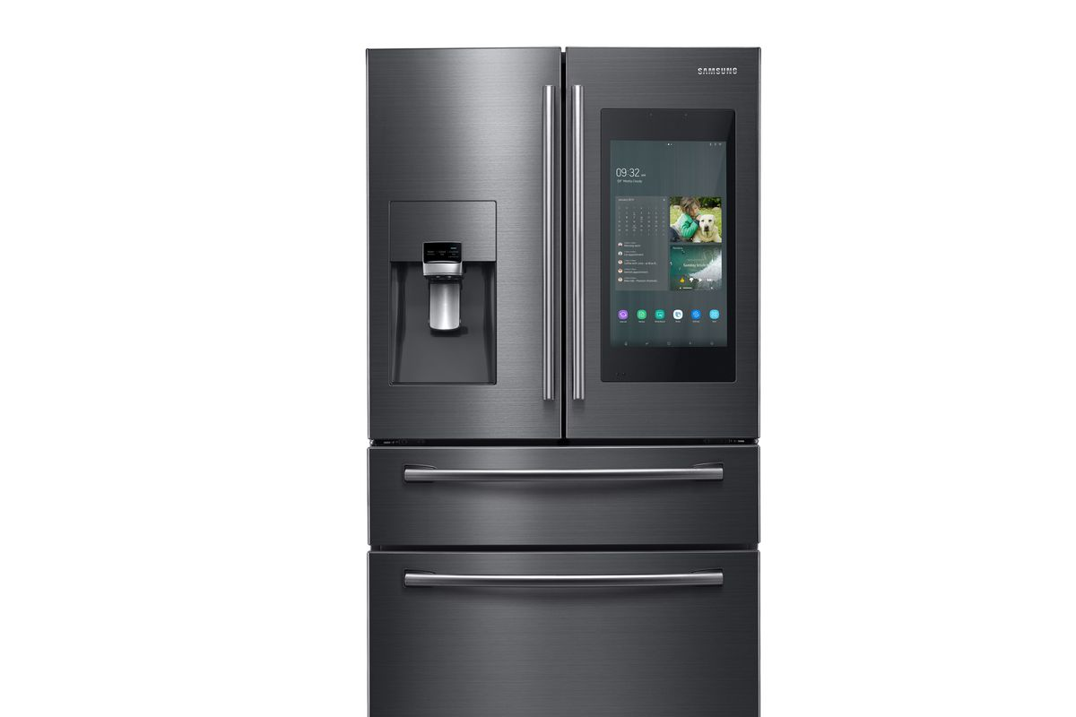 Samsung S New Fridge Will Ping Your Phone If You Leave The