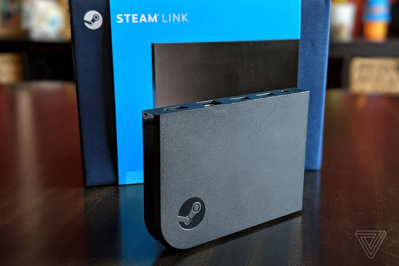 The Steam Link