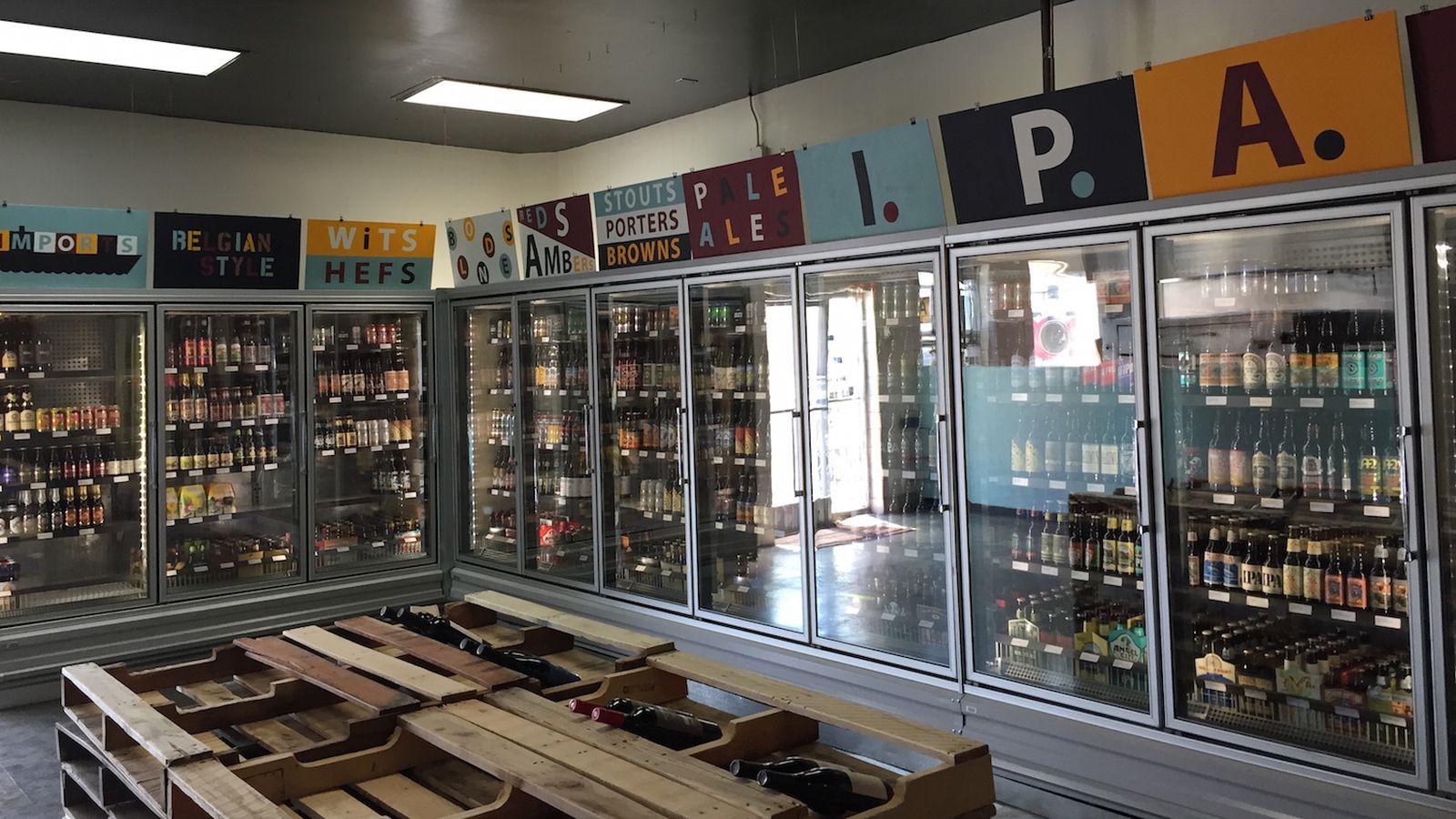 Las Vegas Craft Beer Bottle Shop
