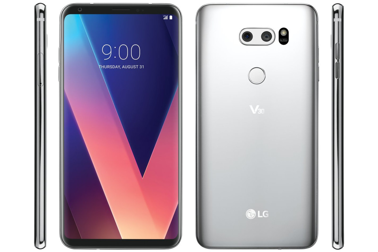 lg s v30 looks a little bit awesome