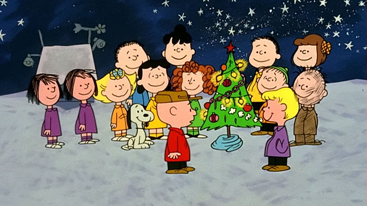 Christmas Snoopy.The Bleak World Of Peanuts One Of The 20th Century S