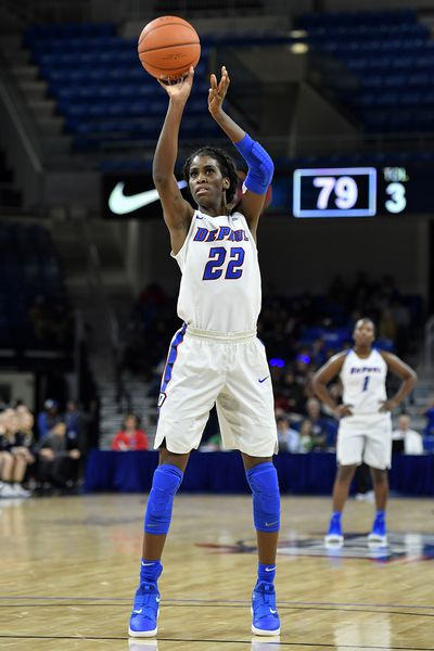 COLLEGE BASKETBALL: NOV 17 Women's Notre Dame at DePaul