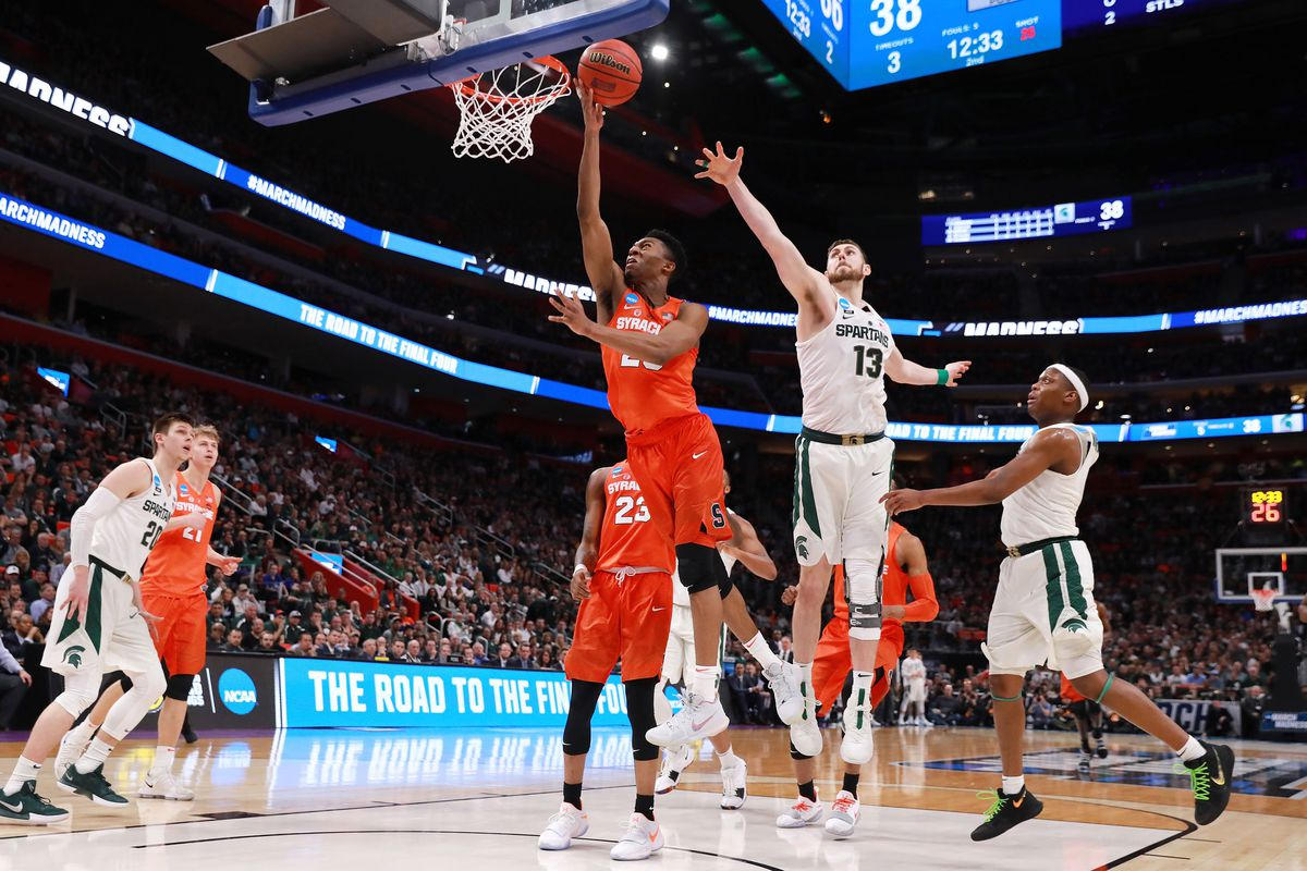 March Madness 2018 A Begrudging Appreciation Of Syracuse Basketball