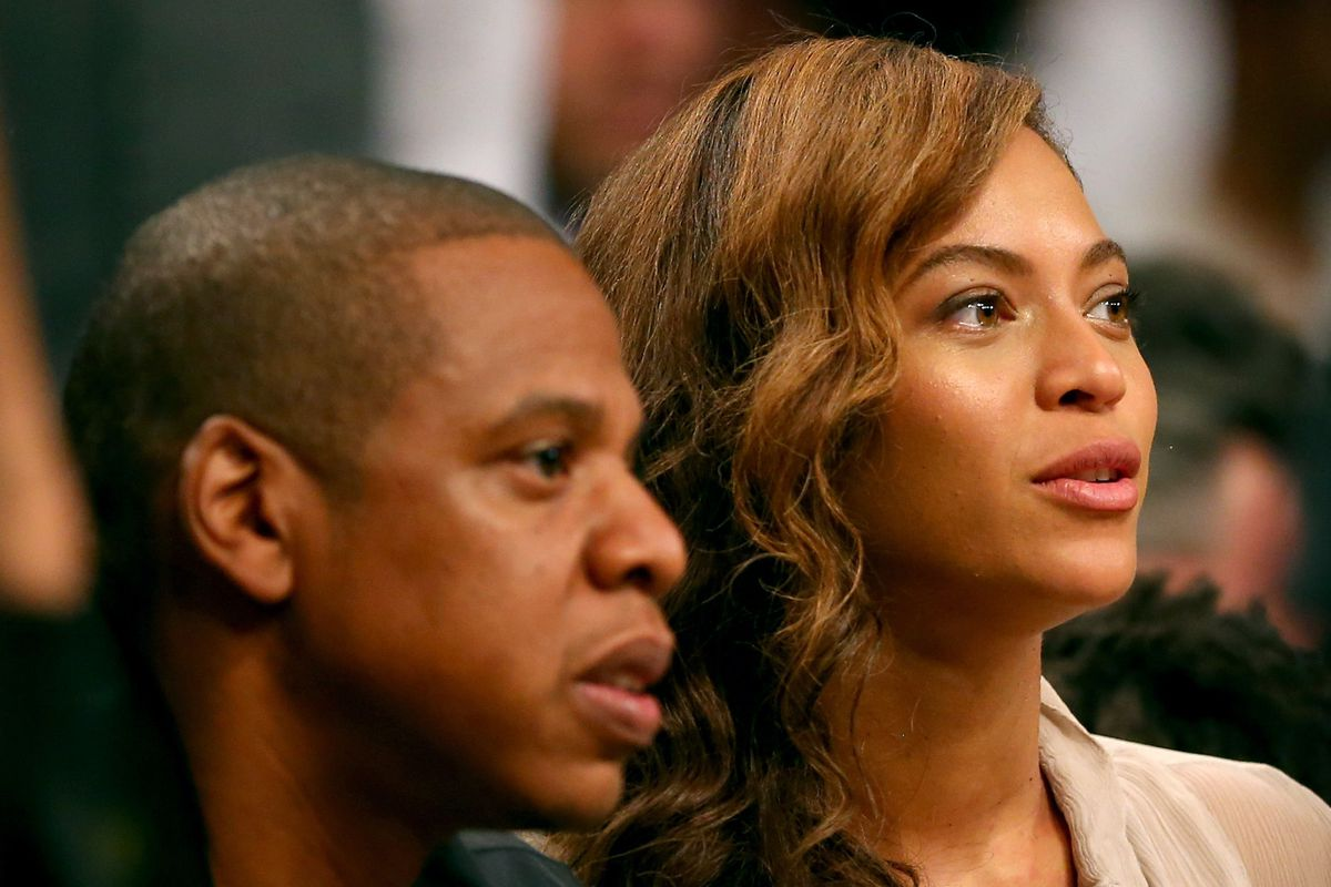 Jay and Bey are certainly going to be taking home some hardware tonight.