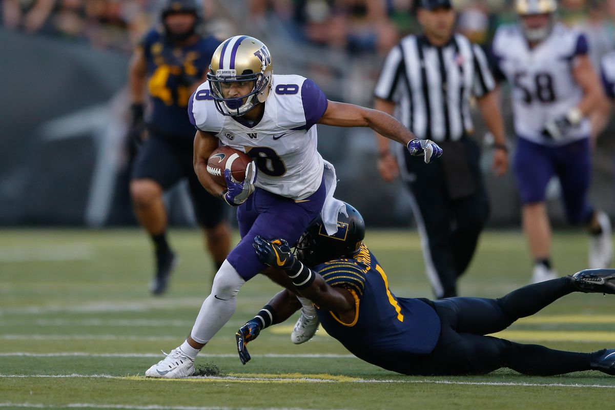 0247e78bb Photo by Otto Greule Jr Getty Images. The Washington Huskies will meet the Oregon  Ducks ...