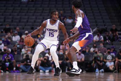 NBA: Preseason-Phoenix Suns at Sacramento Kings