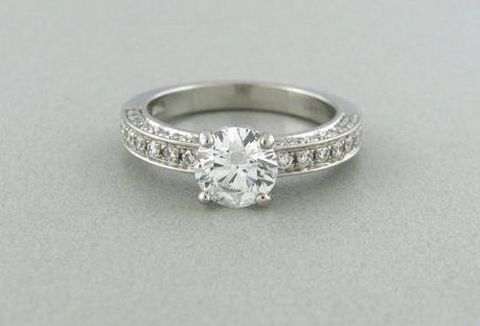 8 Insanely Expensive Engagement Rings To Gawk At This