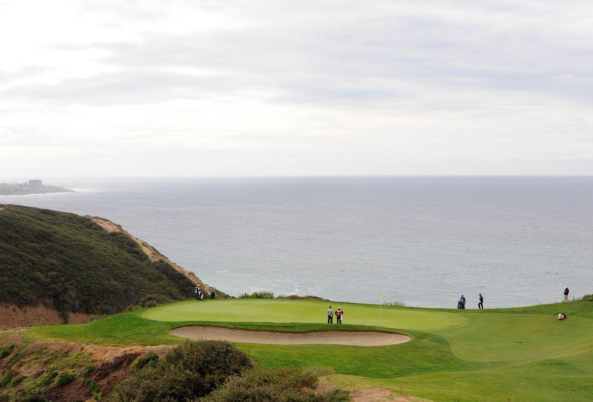 PGA: Farmers Insurance Open - Final Round