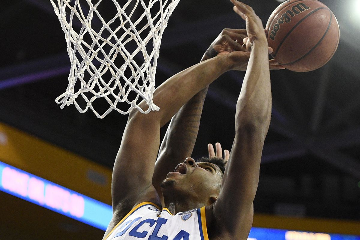 Tony Parker started again, helped UCLA to its second biggest win of the year.