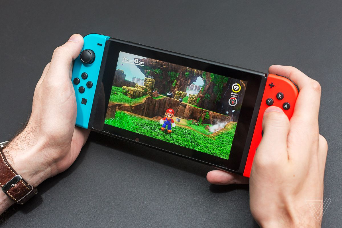 Here S Where You Can Buy A Nintendo Switch The Verge Check out our nintendo switch selection for the very best in unique or custom, handmade pieces from our shops. buy a nintendo switch