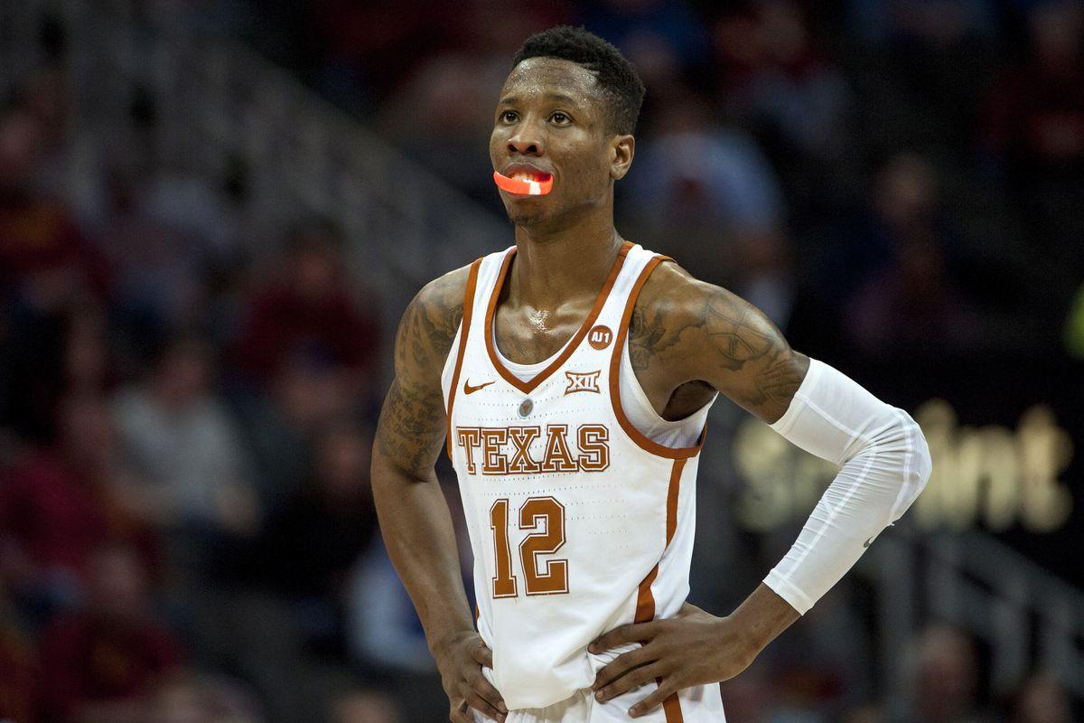 NCAA Basketball: Big 12 Conference Tournament-Texas vs Iowa State