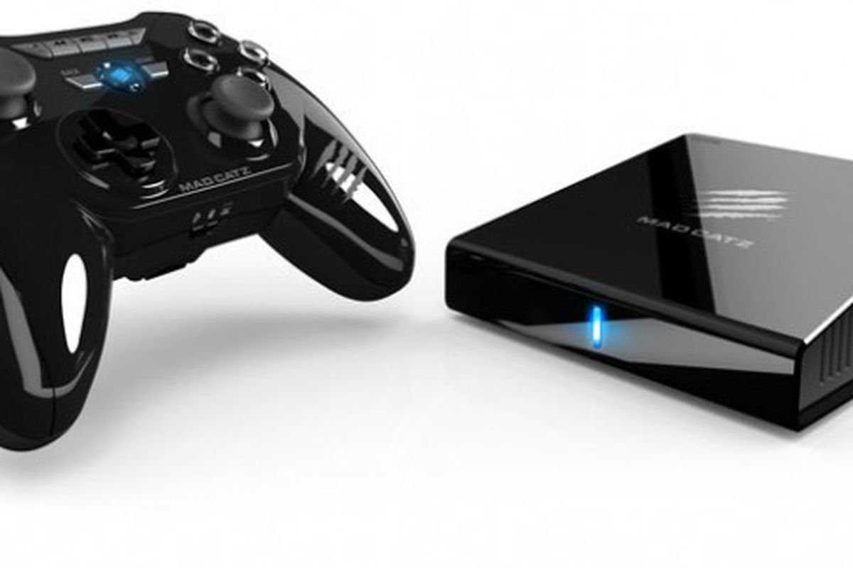 OnLive streaming app coming to Mad Catz' Mojo Android console - Polygon