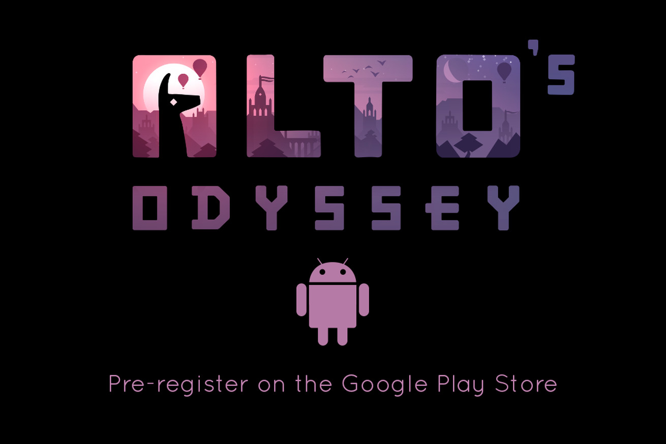 alto s odyssey is coming to android next month