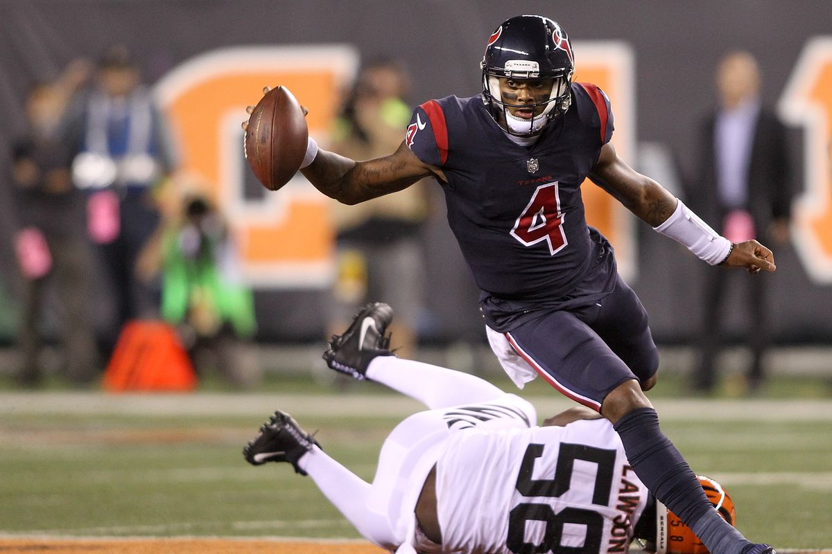 pretty nice 060d5 563d1 Texans vs. Bengals: 5 winners and 4 losers from Houston's 13 ...