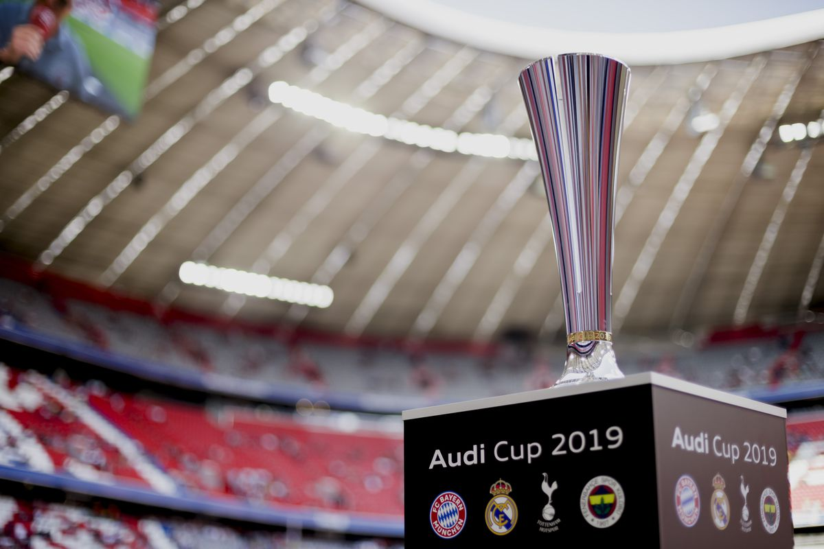 Tottenham Hotspur Vs Real Madrid Time Tv How To Watch