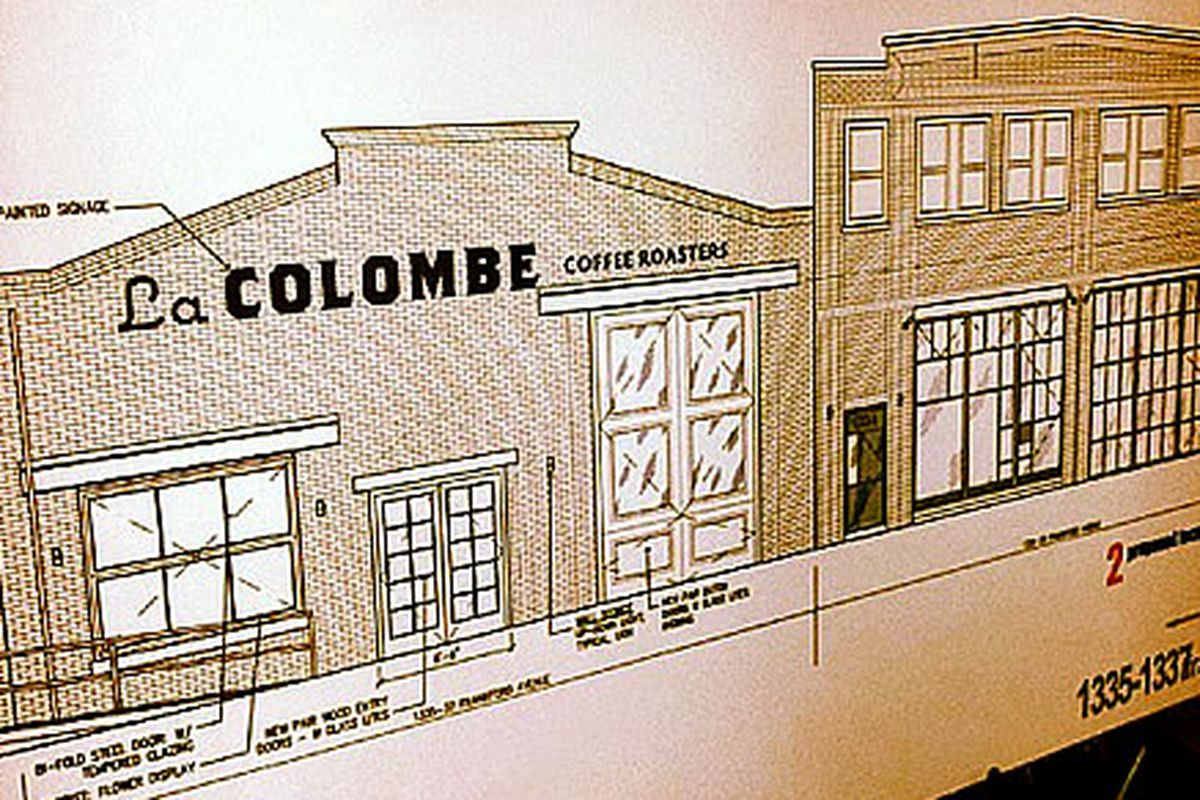 La colombe gets the go ahead in fishtown eater philly for Fish town philadelphia
