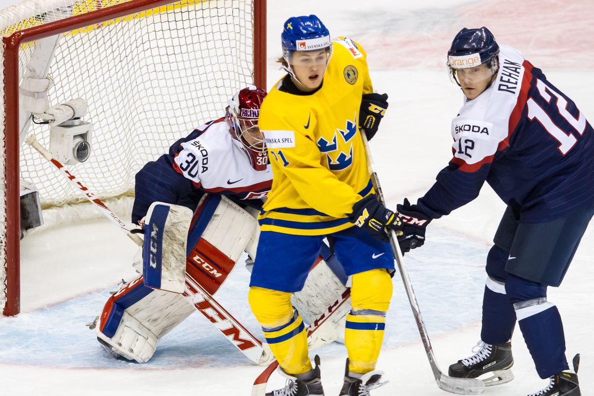 Bronze Medal - 2015 IIHF World Junior Championship