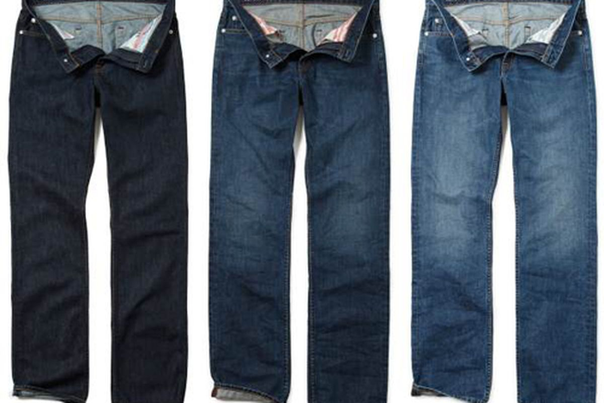 """Photo via <a href=""""http://latimesblogs.latimes.com/alltherage/2011/11/bonobos-rolls-out-collection-of-la-made-denim.html"""">All the Rage</a>"""