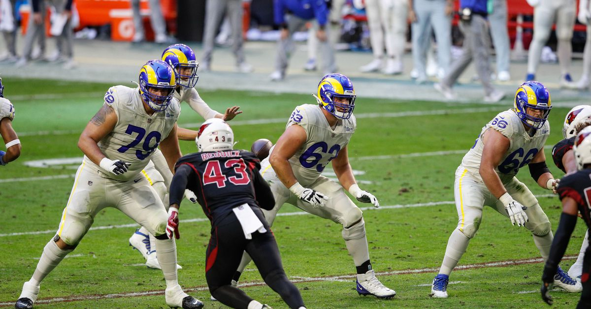 Short and long-term outlook on the Rams offensive line