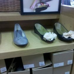 Flats at the J.Crew outlet