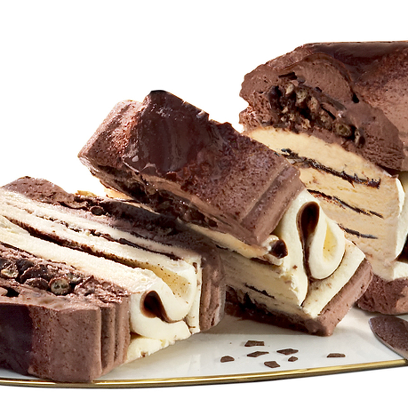 Watch How Viennetta The Fanciest Ice Cream Cake Of The 90s Is Made